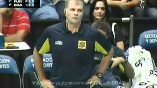 Brazil vs Puerto Rico - FIVB Volleyball World League