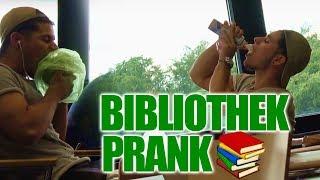 BIBLIOTHEK PRANK l Yavi TV