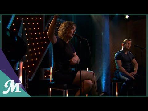 Sanne Wallis de Vries en Paul Groot zingen 'Vleselijke Woning'