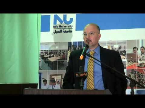 A trip of Innovative Technology - A talk by Dr. Nael Osman