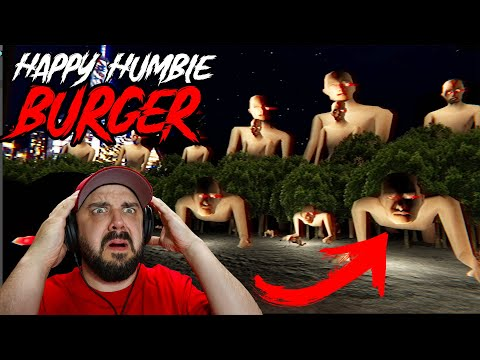 WOW THIS GAME BLEW ME AWAY COMPLETELY | Happy Humble Burger Barn
