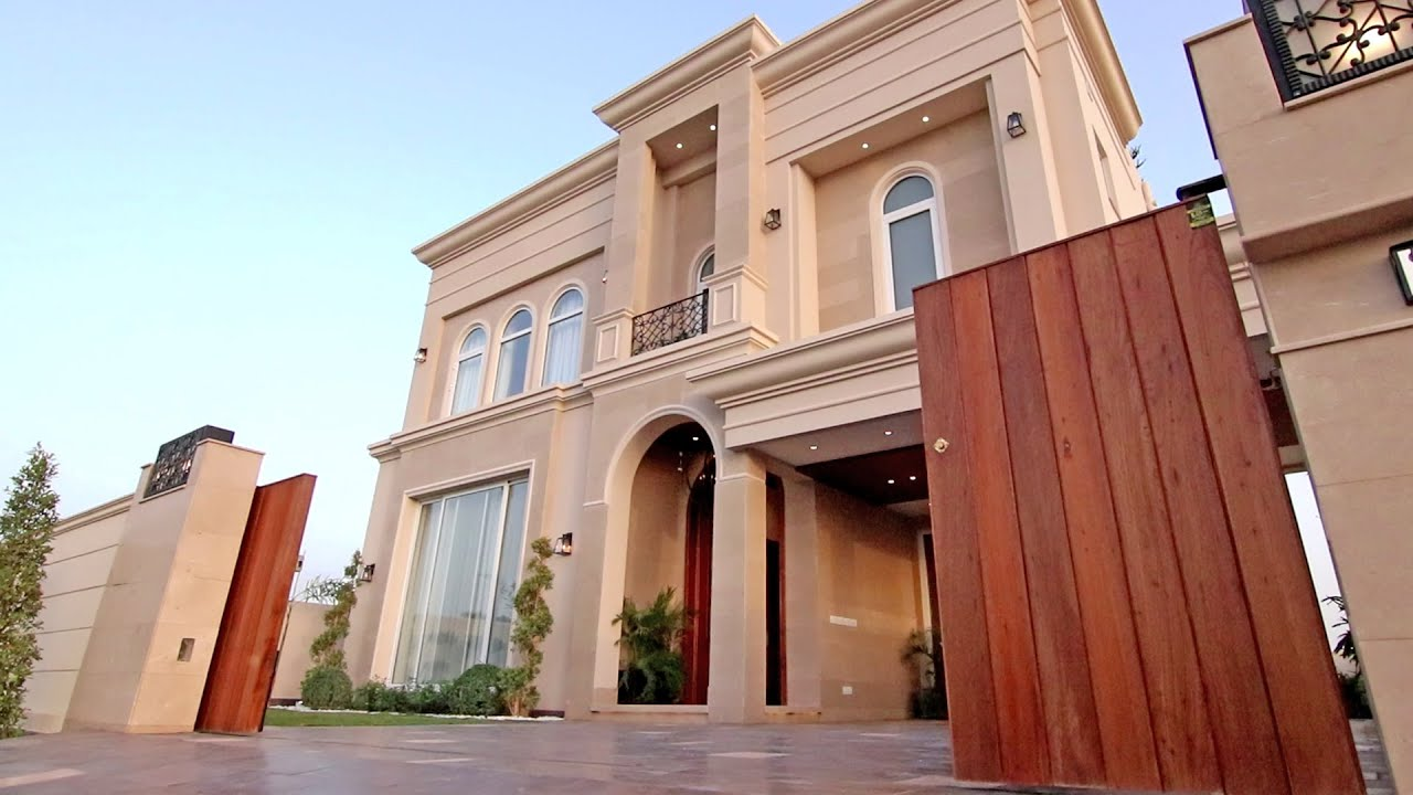 Inside A Most Beautifully Furnished Pkr 8,85,00,000 1Kanal Villa in DHA Lahore | Tour by SyedBrother