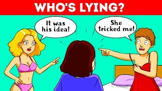 11 Intriguing Riddles That