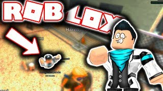 I BROKE THIS ROBLOX GAME!