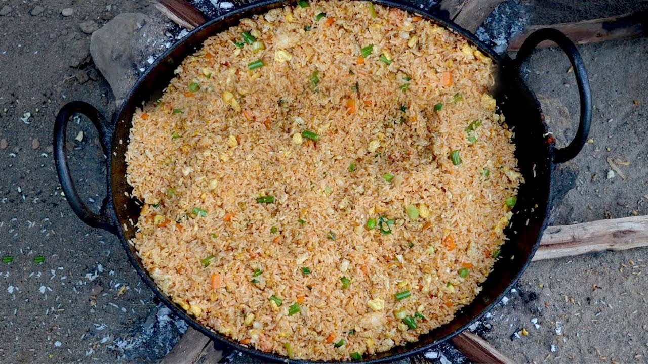 How to make egg fried rice quick and easy fried rice recipe how to make egg fried rice quick and easy fried rice recipe making at home food cooking videos ccuart Image collections