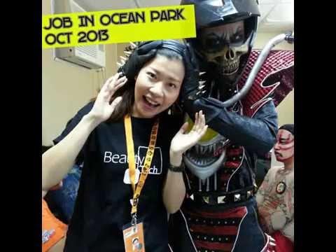 Halloween Makeup 2013 [ S-Makeup X Ocean Park ]