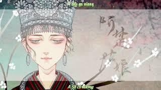 [Vietsub+Kara] A Sở Cô Nương - Luân Tang // 阿楚姑娘—倫桑