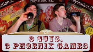 2 Guys, 3 Phoenix Games