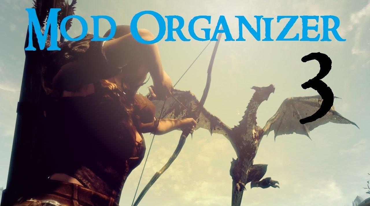 Mod Organizer #3 - Updating and Merging Mods