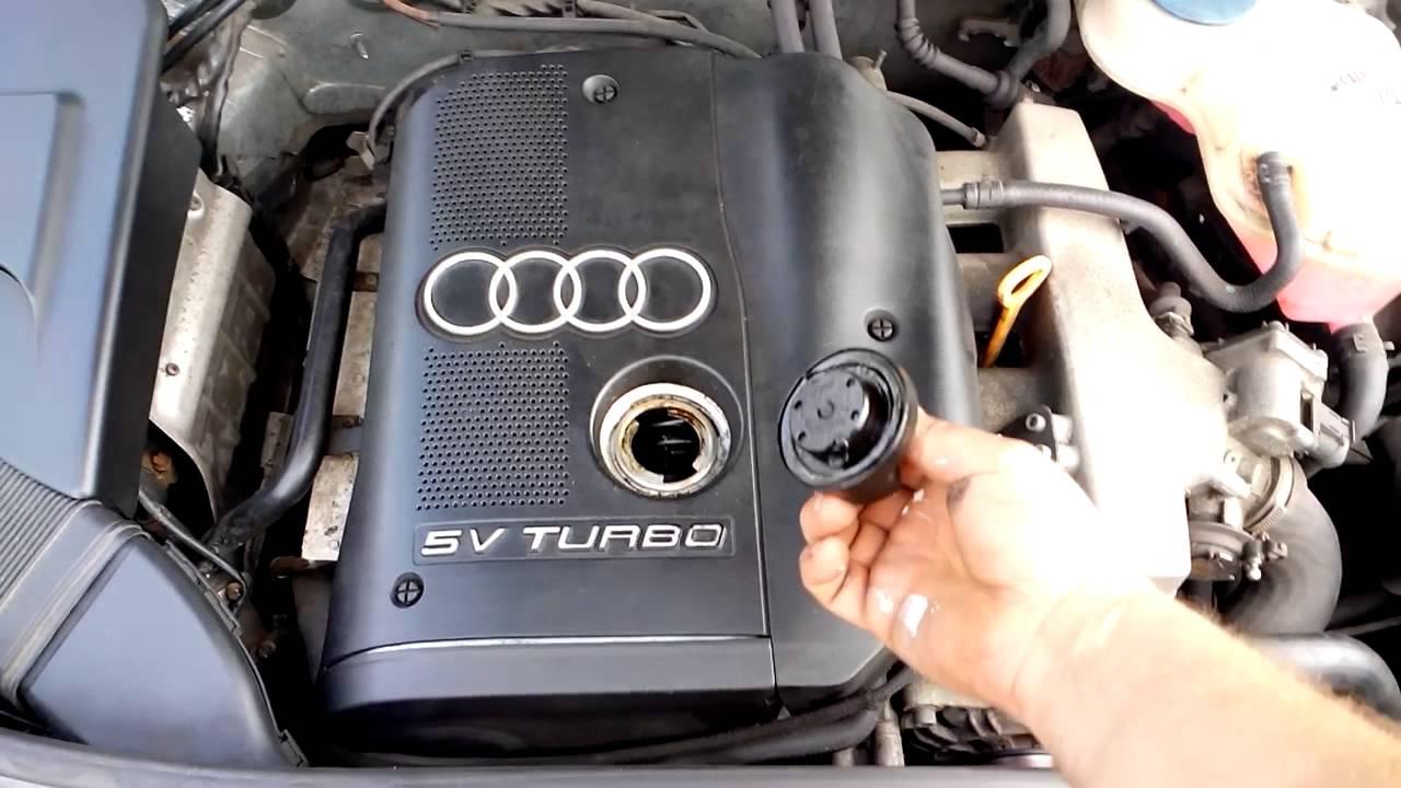 Контрактный двигатель Audi (Ауди) 1.8 APU | Где купить? | Тест мотора