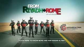 Altima 48: From Riyadh to Rome