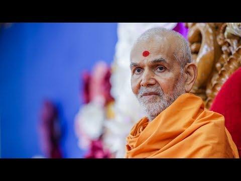 Guruhari Darshan 19-20 August 2018, Atladra, India