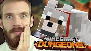 Minecraft Dungeons Livestream Join ok