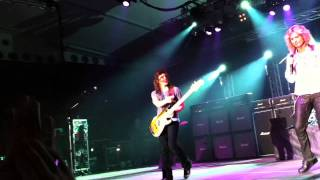 Whitesnake - Kerkrade July 16th Band Introduction & Now you