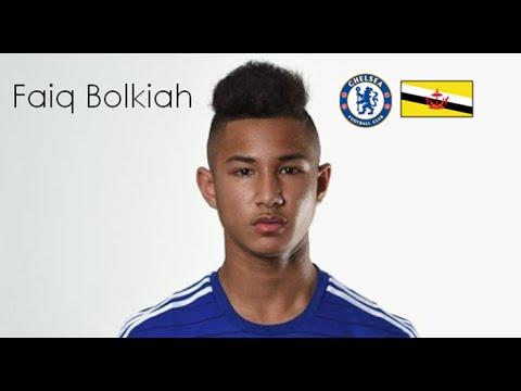 Faiq Bolkiah | Goals, Skills + Assists | Chelsea + Brunei