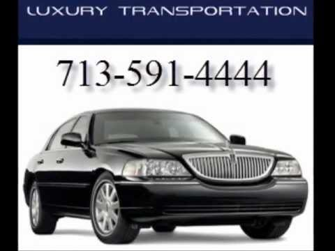 Houston Limousine Rental Service Texas Transportation