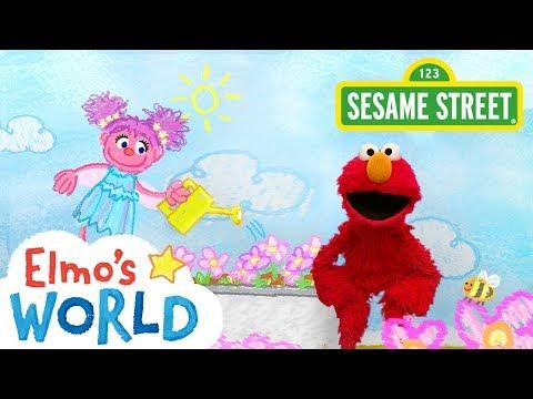 sesame-street:-garden- -elmo's-world