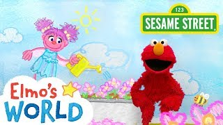 Sesame Street: Garden | Elmo's World