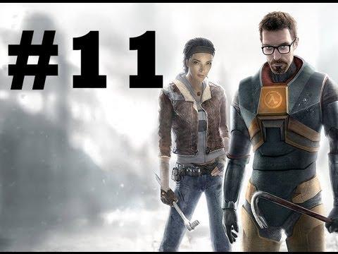 Half-Life 2 Chapter 11 Follow Freeman Walkthrough - No Commentary/No Talking