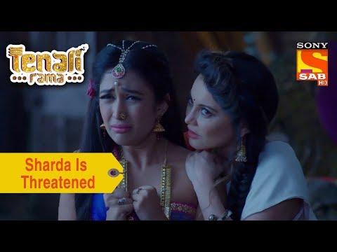 Your Favorite Character | Sharda Is Threatened By Chandra | Tenali Rama