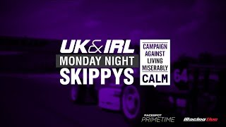 UK&I Monday Night Skippys   Round 5 at Laguna Seca Mp3