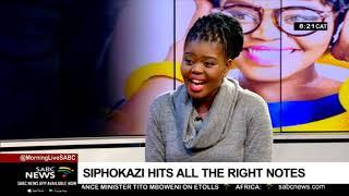 Gambar cover Award winning afro-soul singer Siphokazi Mohapi on her new album