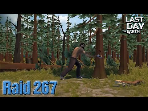 Raid Base Player7975 - LDOE - Last Day On Earth