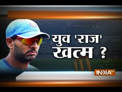 Is this the end of road for Yuvraj Singh?