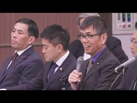 籠池泰典氏[48分]野党合同ヒアリング・森友1/17②