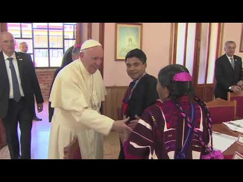 Papa fará visita a prisão feminina no Chile – Vaticano News - 14/11/2017