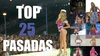 Rocío Guirao Díaz: Top 25 Pasadas