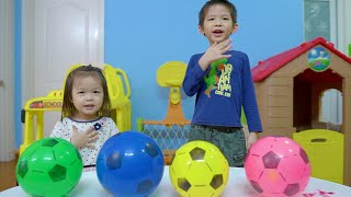 Xavi ABCKids Learn Colors and Basketball