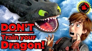 Film Theory: How NOT To Train Your Dragon! (How To Train Your Dragon) thumbnail