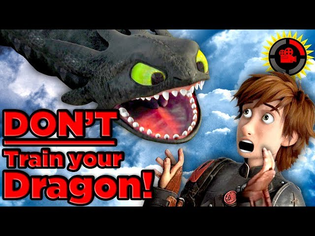 Film Theory: How NOT To Train Your Dragon! (How To Train Your Dragon)