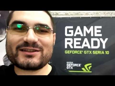 Azi va astept la Romexpo pentru GameOn!