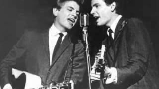Everly Brothers - Ebony Eyes