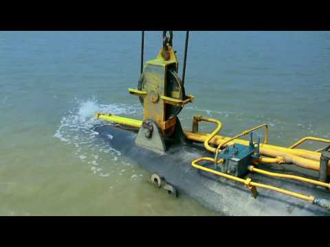 Dredging conducted by BIWTA