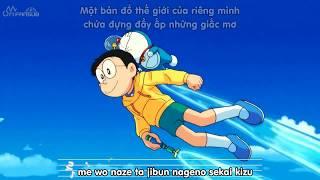 [Vietsub] Yume wo Kanaete Doraemon (OST DoraemonTheMovie2017) | MonFansub