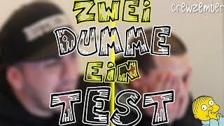 ZWEI DUMME EIN TEST! | Crewzember