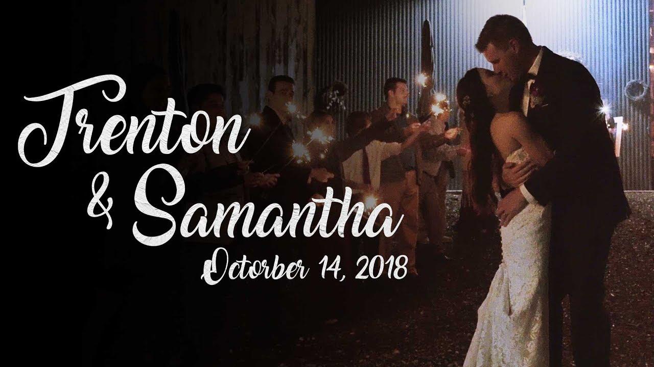 Samantha & Trenton - October 14, 2018
