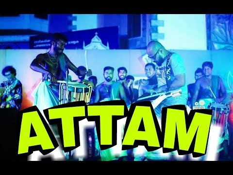 Singarimelam. | ATTAM SINGARIMELAM Awesome Performance Live from A Kasargod (2018) .| Chenda melam