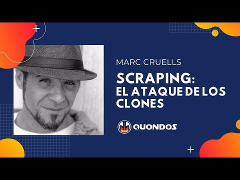 Cómo scrapear webs: herramientas y aplicaciones prácticas - Webinar con Marc Cruells