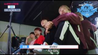 Gambar cover [ENG SUB] WANNA ONE GO   Filming Site Behind the Scenes 170803 EP.1