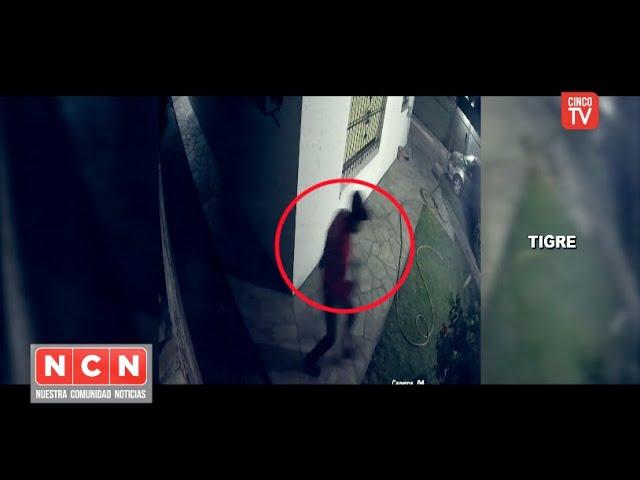 CINCO TV - Denunció un intento de robo en su domicilio y el COT detuvo al sospechoso