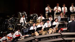 "Middle School Jazz Ensemble: ""My Favorite Things"""
