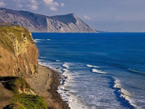 Россия. Черное море. Отдых на черноморском побережье.