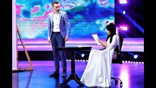 Revenire de senzație! Irinel Pană și Diana Nică, piesă de teatru pe scena iUmor