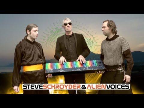 """Sun 4 Seasons - vid"" by Steve Schroyder & AlienVoices"