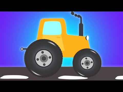 Traktor | Fahrzeug-Video