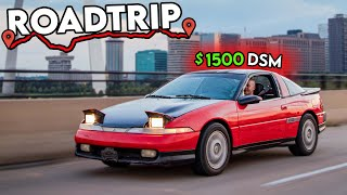 homepage tile video photo for Will the $1500 DSM Drive 600 Miles Home Without Blowing Up?